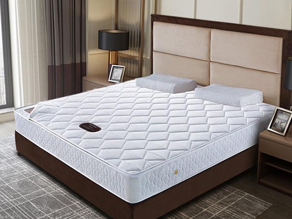 雨辉床垫老人儿童硬床垫1.2m1.9米护脊弹簧床垫席梦思环保棕垫YH9021