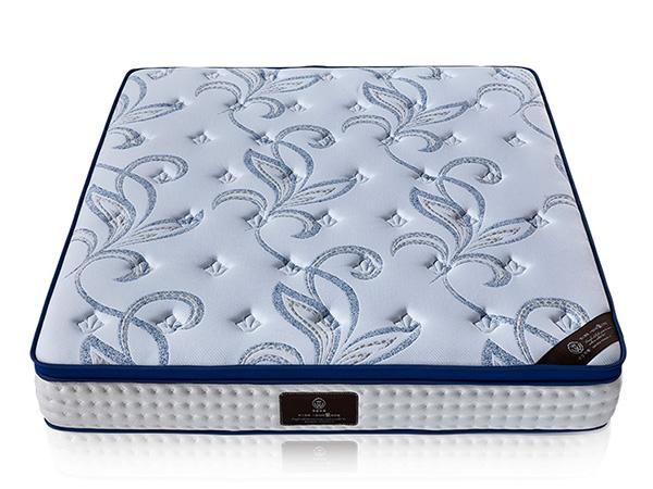 雨辉高密度海绵弹簧床垫家用经济型席梦思加厚床垫1.8m1.5米YH9015