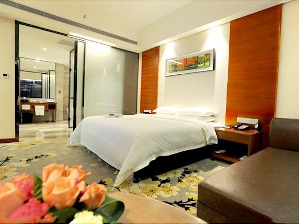 雨辉床垫常州阳光国际大酒店定制案例