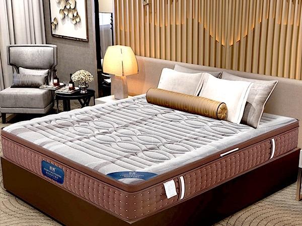 Smart精品酒店式公寓酒店床垫定制应用案例