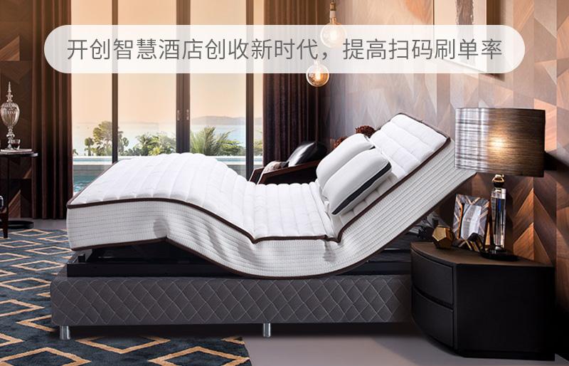 雨辉智能共享床垫