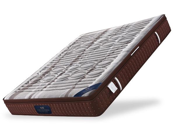 雨辉床垫进口乳胶床垫席梦思床垫单双人床垫独立袋弹簧民用床垫YH9002