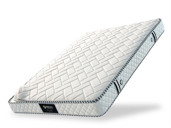 雨辉席梦思乳胶床垫1.5米1.8m双人弹簧椰棕垫软硬两用YH9010床垫