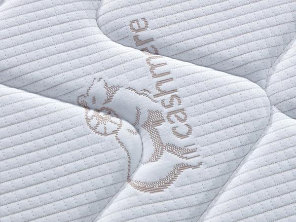 雨辉床垫精钢整网弹簧床垫 1.8米1.5m高弹乳胶双人床垫YH9018民用床垫