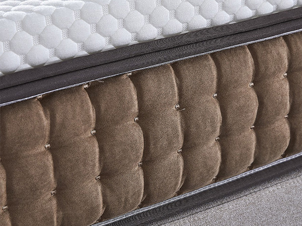 雨辉加厚床垫1.5m1.8m床2米真空压缩卷包海绵家用床垫记忆棉床垫F178