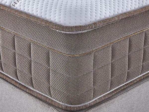 雨辉真空压缩卷包席梦思记忆棉软床垫全海绵双人床垫可定制F188